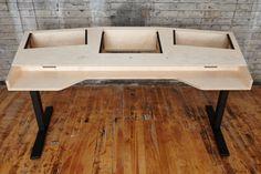 Music studio desk