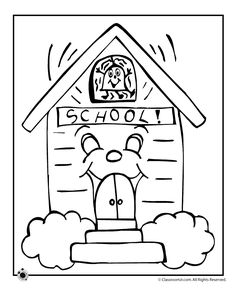 school coloring pages school coloring page classroom jr preschool coloring pagestime activitiesfirst - First Day Of Preschool Coloring Pages