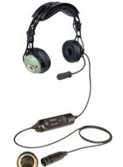 GENUINE DAVID CLARK  HEADSET BAG CARRYING CASE p//n 40688G-08 FREE SHIPPING