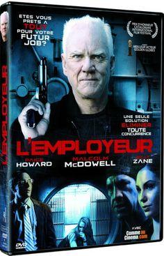 Concours : Gagnez 6 DVD du film L'employeur avec Malcolm McDowell | Cinealliance.fr
