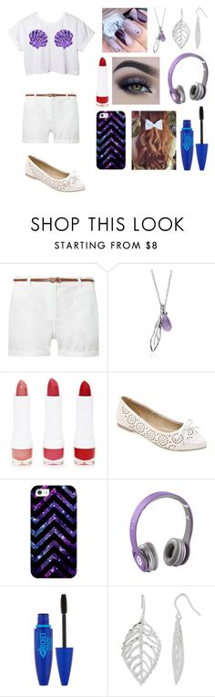 """Untitled #670"" by lucy-smith-2 ❤ liked on Polyvore featuring Dorothy Perkins, Forever 21, Casetify, Justin Bieber and Maybelline"