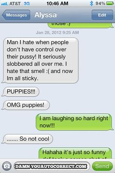 funny auto-correct texts - The 15 Funniest Autocorrects Of June 2012
