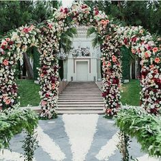 Perfect Spring Wedding Space