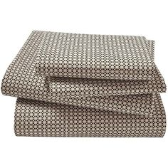 Dwellstudio King Fez Sheet Set ($300) ❤ liked on Polyvore featuring home, bed & bath, bedding, bed sheets, ink, king size pillowcases, king size top sheet, king bedding, cotton percale sheet sets and king size flat sheet