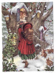 Christmas gift - by Susan Wheeler