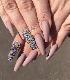 656 Likes, 11 Comments - Arizona Nails Great Nails, Fabulous Nails, Gorgeous Nails, Fancy Nails, Bling Nails, Nail Candy, Hot Nails, Creative Nails, Nails On Fleek