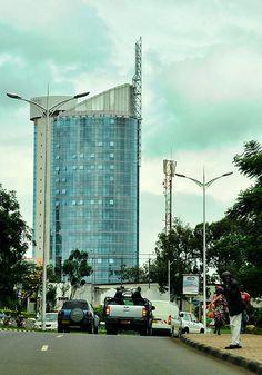 African cities: Kigali City Tower, Rwanda