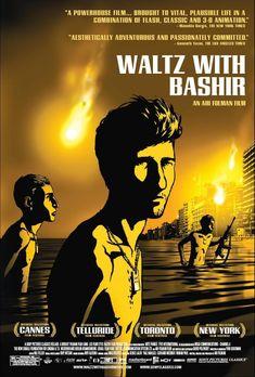 7 de febrero: Vals Im Bashir (2008). Dir: Ari Folman.