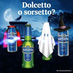Decisamente sorsetto! #Bavaria Italia #Halloween
