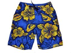 NWT Polo By Ralph Lauren Multi-Colored Tropical Swim Trunks Adult Men/'s Size L