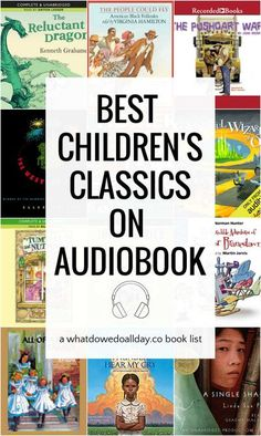 The best classic audiobooks for children and families. Great list of unique choices that you may have overlooked. Children And Family, Great Books, Book Lists, Audio Books, Classic, Kids, Children, Boys, Classical Music