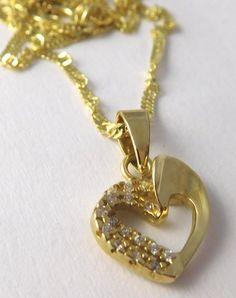 ZLATÉ ŠPERKY | Zlaté soupravy | Zlatá souprava zlatý řetízek se srdíčkem 16ks zirkony 45 cm 585/2,60gr T223 | Zlatnictví-hodiny diamanty, prsteny, bílé zlato, zlaté levné prsteny, řetízky, náhrdelníky, náramky, šperky z bílého zlata, diamanty, diamantové šperky, šperky, zlaté náušnice, hodinky, hodiny, zn. Grovana, JVD, Foibos, Soliter, Swiss Alpine Military