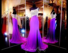 115VP0102700 LT PURPLE Absolutely Gorgeous and ONLY at Rsvp Prom and Pageant in…