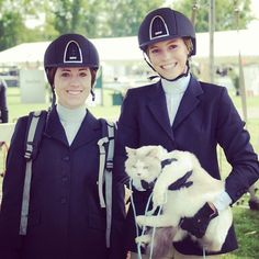 Horse show cat = pure awesomeness   Image by Dappled Grey