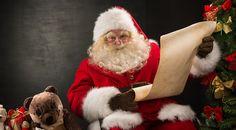 Santa's tips for avoiding back pain this Christmas