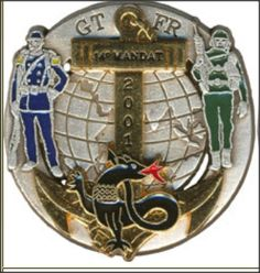 1er RIMa GTFR 14e mandat 2001