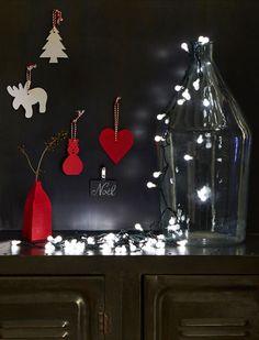 Christmas decoration. #lespetitscheris we like