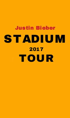 Wallpaper iPhone #stadiumtour #justinbieber #justinbieberwallpaper #wallpaperiphone #2017 #stadium #tour #iphone #wallpaper