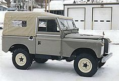 "#Landrover 88"" #Series"