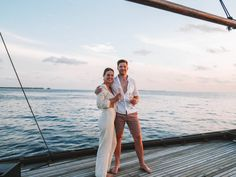 We have just arrived back from what can, without question, be described as THE BEST week of our lives. It feels surreal to say that every single second of the… Maldives Honeymoon, Shoulder Massage, Romantic Honeymoon, Plunge Pool, Rainy Season, Snorkelling, Long Haul, Under The Stars, Marine Life