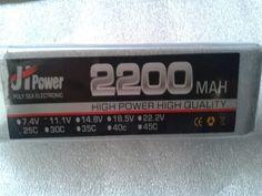 BATERIA 2200 MAH 11.1V 3S 25C