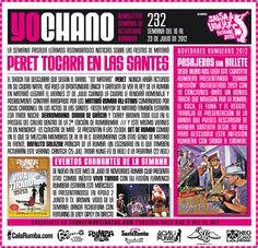 SANT GAUDENCI Rumba Catalana: YOCHANO nº232