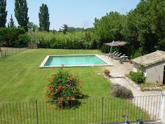 Garden [summer] - Fontvieille house rental