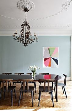 Saved by Iain Frame Discover more of the best Interior, Design, Decor, Deco, and Decoration inspiration on Designspiration Decoration Inspiration, Dining Room Inspiration, Interior Inspiration, Design Inspiration, Design Ideas, Interior Exterior, Home Interior, Interior Design, Luxury Interior