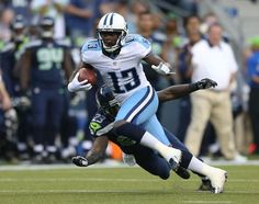 Kendall Wright- WR Tennessee Titans
