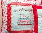 Little Lambie Embroidery Pattern - The Simple Life