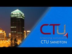 CTU Sandton At Sandton, we promise to provide you with a high end learning experiences driven by expert-led industry consultants, delivering relevant, world-. World C, Train, Learning, Videos, Youtube, Studying, Teaching, Strollers, Youtubers
