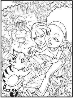 Welcome to Dover Publications  Pink Party Coloring Book