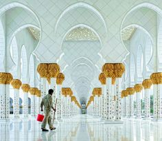Sheikh Zayed Grand džamija