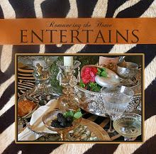 The Enchanted Home - STOP BY TO WIN ONE OF TWO OF THESE  MAGNIFICENT BOOKS ON DECORATING AND ENTERTAINING...ITS FABULOUS! WWW.THEENCHANTEDHOME.CO