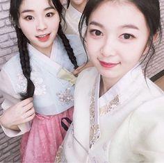 Gahyeon and Dami