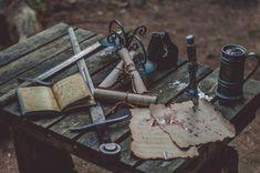 "ladymantheniel: "" Blood and Wine… Author: vk.com/altairaksenov """