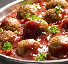 Keftedes, czyli pulpeciki po grecku - Kuchnia Lidla #lidl #przepis #pulpety