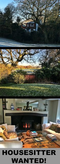 Stay in this luxury property with pool in the UK rent-free! Find out more details here: http://www.travellingweasels.com/2015/04/house-sitting-opportunities.html