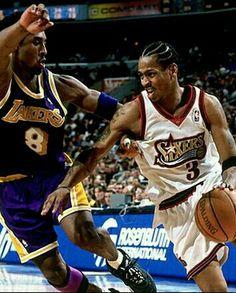 Allen Iverson vs Kobe Bryant