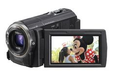 Sony HDRCX580V High Definition Handycam 20.4 MP Camcorder with 12x Optical Zoom and 32 GB Embedded Memory (2012 Model) http://shorl.com/dolyjagrestire