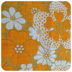 Vintage fabric loveliness