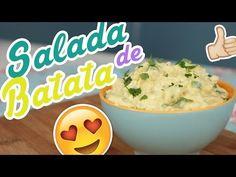 Salada de Batata - Cozinha pra 1 - YouTube