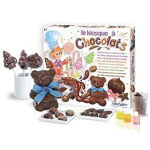 Le kiosque à Chocolat  - Sentospère