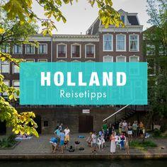 Tipps für deine Holland-Reise. Berichte und praktische Informationen für das Reiseziel Holland. Mehr findest du auf unserem Reiseblog.