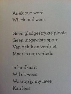 Ik hou van Zuid-Afrikaanse gedichtjes