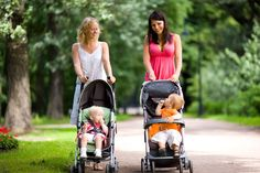 Baby Stroller: Is It For the Baby, or For the Mother? - http://motherhow.com/baby-stroller/