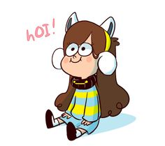 Mabel/TEMMIE crossover!!!!