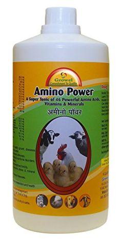 Amino Power - A Powerful Tonic for Birds & Farm Animals w... http://www.amazon.in/dp/B01M217R6W/ref=cm_sw_r_pi_dp_x_oNgHyb1A9E2YR