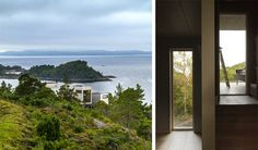 Straumsnes Cabin by Norwegian Architects Rever & Drage