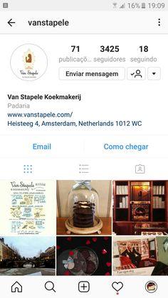 Melhores cookies da Holanda, segundo a Mari Mundo a Fora. E pelo que eu vi no perfil deles parecem ser famosos e deliciosos mesmo!